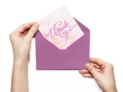 <h1>Funeral Thank You Cards</h1>
